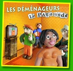 Les Déménageurs - Le Patamodd | accordéoniste diatonique | Jonathan De Neck
